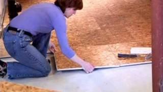 DRIcore Subfloor Installation Video