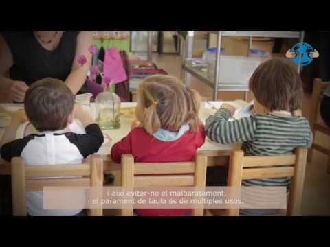 Ambientalització ecològica de les escoles municipals