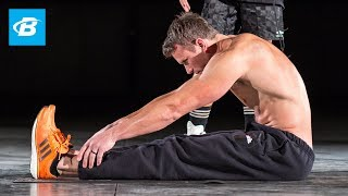 Day 4   20 Minute at Home Flexibility Workout   Clutch Life: Ashley Conrad's 24/7 Fitness Trainer by Bodybuilding.com