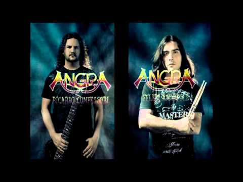 Angra - Carry on (Instrumental by Vitaliy Antonuk)