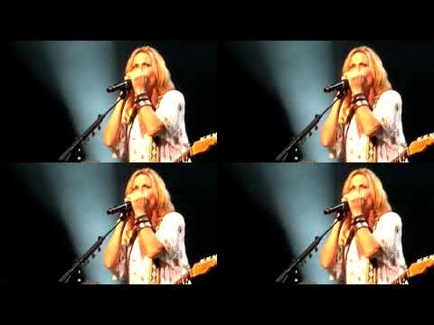 SHERYL CROW-REAL GONE-LIVE GLASGOW 20/10/14(SPECIAL EDIT)
