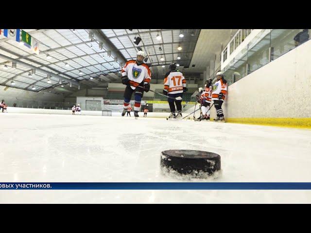 Кто сказал, что хоккей не женский вид спорта?