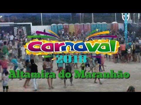 Carnaval das crianças em Altamira do Maranhão 12/02/18