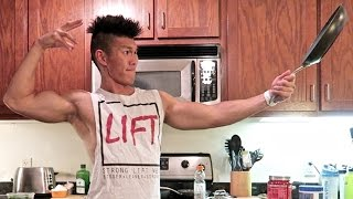 COOKING MY FULL DAY OF MEALS - Life After College: Ep. 424