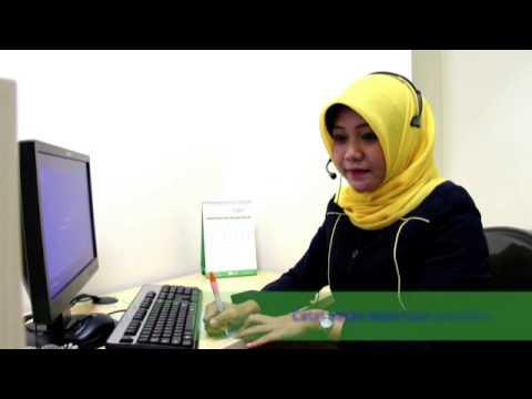 Layanan telfon (S.O.P Bank Syariah Bukopin)