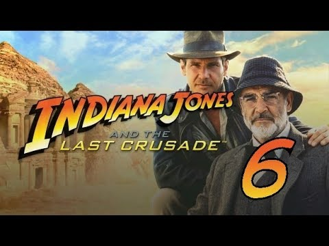 Let's Play Indiana Jones and the Last Crusade (Blind) - Part 6: Indy Needs to get in Shape