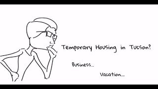 preview picture of video 'Temporary Housing Tucson - (520) 940-3025'