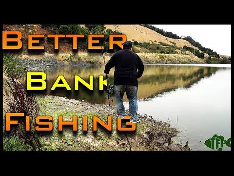 How to Bank Fish and Become a Better Bank Angler – Bank Fishing Tips