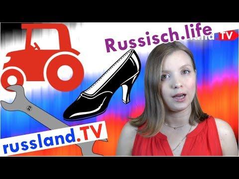 Russisch: Berufe – inkl. der Horizontalen! [Video]