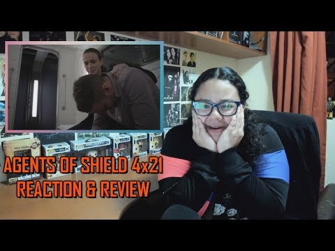 Marvel's Agents of SHIELD 4x21 REACTION & REVIEW \