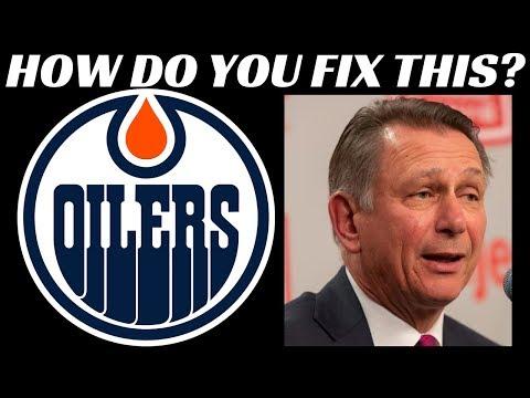 What's Next for the Edmonton Oilers? 2019 Off Season Plan