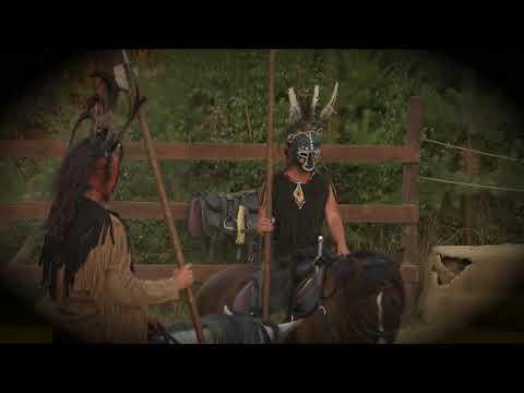 Večerní show na koních: Pouť syna hromu