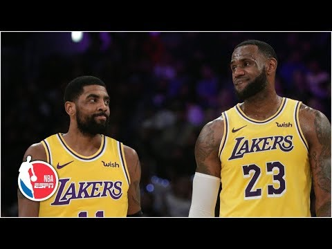 Should Kyrie Irving rejoin LeBron James on the Lakers? | 2019 NBA Free Agency