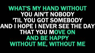 Tell Me You Love Me Karaoke Demi Lovato