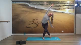 Vinyasa Yoga With Olivia