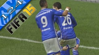 preview picture of video 'Let's Play FIFA 15 Trainerkarriere [Deutsch/HD] #124 - FC Schalke 04 - Schalke gegen Raphael Wolf'