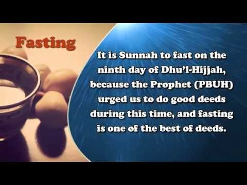 Virtues of the Ten Days of Dhul Hi-jjah