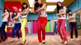 [FULL HD] Girls' Generation - (KOR Ver.) Gee, Genie, Oh, Run Devil Run Story & Normal Ver