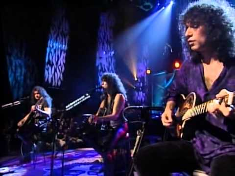 Download Hard luck woman - KISS Unplugged HD Mp4 3GP Video and MP3