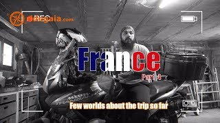 Ep 93 - France (part 4) - Motorcycle Trip Around Europe