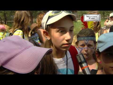 Reportáž ze zahájení projektu Veselá koza  - 6/2010