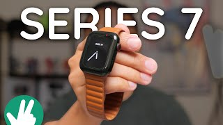 Apple Watch Series 7 Unboxing and Setup with a few watch bands!