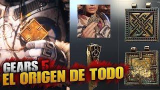 EL ORIGEN DE LOS LOCUST ES REVELADO EN GEARS 5!!