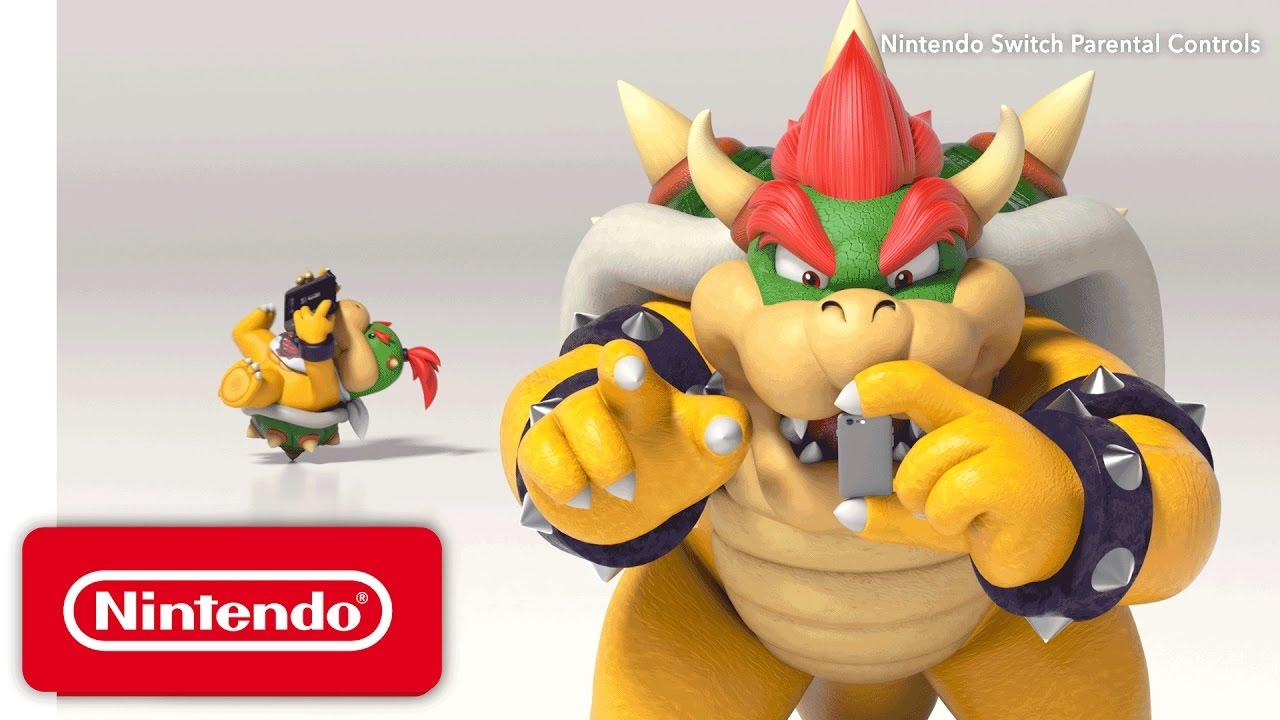 Nintendo Switch - Parental Controls