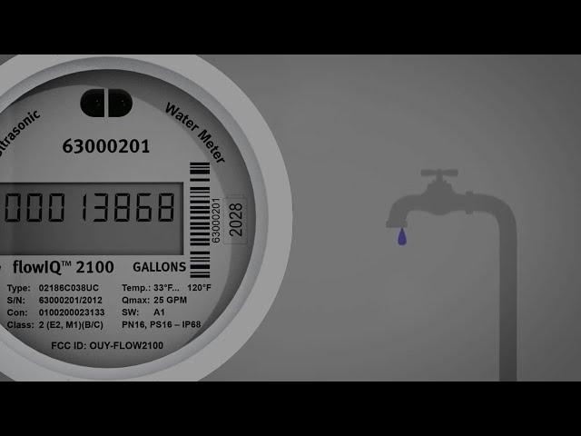 Radio-read smart meters   Improve meter reading