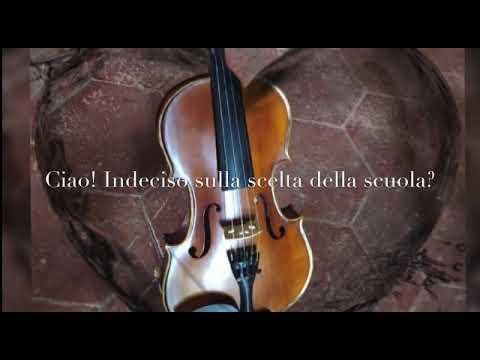 La classe di violino si presenta