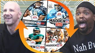 Every Quarter We Spin To Change Years! Madden vs A Retired #1 Madden Goon!