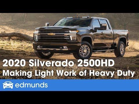 External Review Video 03dCmi_PPcM for Chevrolet Silverado 2500HD & 3500 HD Heavy Duty Pickups (4th Gen)
