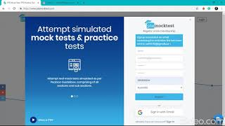 How To Attempt Free PTE Sample Tests?