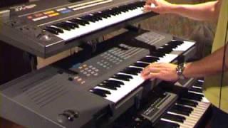"""Me Playing Pet Shop Boys """"Domino Dancing"""""""