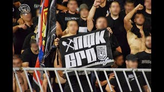 Grobari   Partizan - Rudar Pljevlja 19.07.2018