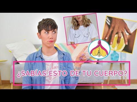7 COSAS INCREÍBLES DE NUESTRO CUERPO QUE NO SABÍAS · Yaiza RedLights