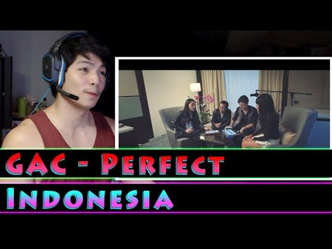 GAC & KHS - Perfect (One Direction) Cover - RandomPHDude Reaction - RandomPHDude