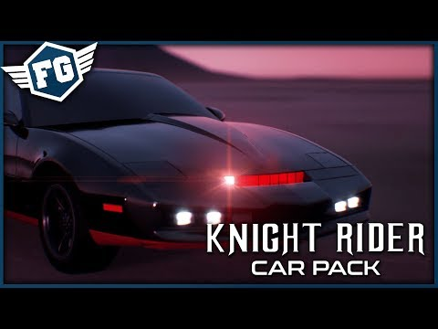 KNIGHT RIDER AUTO - Rocket League