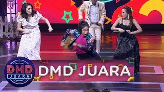 Ayu & Cita Citata Goyang Bareng Sama Kelompok Joget DMD - DMD Juara (9/10)