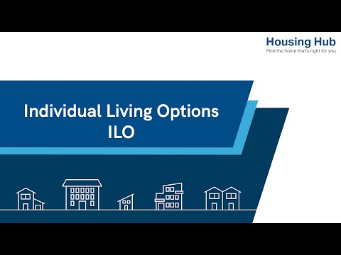 Cover art for: Individualised Living Options-ILO