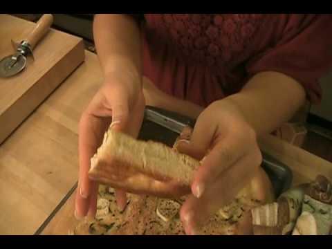 """Focaccia Bread Recipe Video – Laura Vitale """"Laura In The Kitchen"""" Episode 35"""