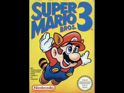 Super Mario Bros 3 - Koopa kid battle theme