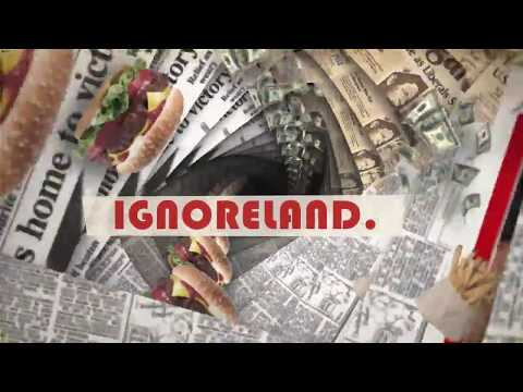 Ignoreland Lyric Video