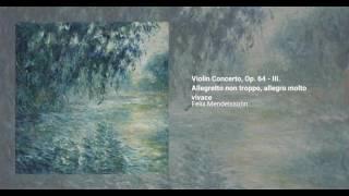 Concierto para violín