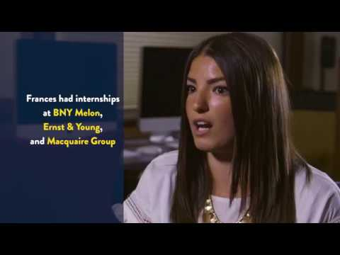 Frances Guzzo Student Testimonial | Accounting at Canisius