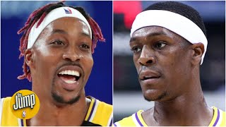 Could the bubble playoffs impact Rajon Rondo's & Dwight Howard's legacies? | The Jump