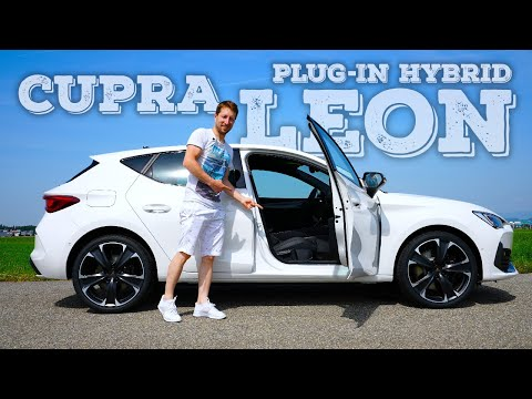 Cupra Leon Plug-in Hybrid 2021 Review Interior Exterior