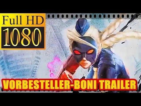 Видео № 0 из игры Ultra Street Fighter IV [PC, jewel]