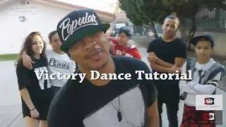 """Shane Sparks' """"Victory Dance"""" tutorial (in HD)..."""