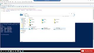 PowerShell - Get all Active Directory Users with Powershell and export to CSV-File